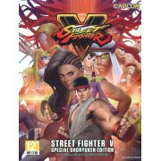 Street Fighter V [Limited Edition] (Multi-Language) (Asia)