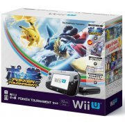 Wii U [Pokken Tournament Set] (Japan)