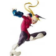 Hdge Technical Statue No. 10 Ultra Street Fighter IV: Decapre (RED Ver) [Union Creative Limited Exclusive] (Japan)