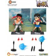 Kids Nations GM01 Ultra Street Fighter IV Action Figure: Ryu and Sakura (Set of 2) (Japan)