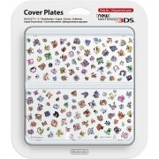New Nintendo 3DS Cover Plates No.072 (Pokemon) (Japan)