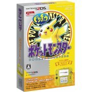 Nintendo 2DS [Pocket Monster Pikachu Limited Pack] (Japan)