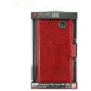 Rebuild of Evangelion Generalized Book Type Smartphone Case: M Red (Japan)