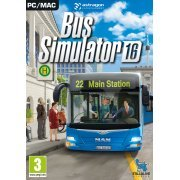 Bus Simulator 16 (DVD-ROM) (Europe)
