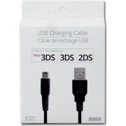 USB Charging Cable for New 3DS/3DS LL/2DS (Asia)