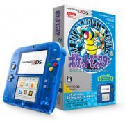 Nintendo 2DS [Pocket Monster Blue Pokemon Store Limited Pack] (Japan)