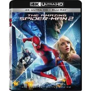 The Amazing Spider-Man 2 [4K UHD Blu-ray]  Playstation®️ Network download (US)