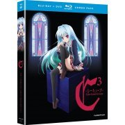 C3:CubexCursedxCurious - The Complete Series [Blu-ray+DVD] (US)
