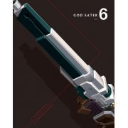 God Eater Vol.6 [Blu-ray+CD Limited Edition] (Japan)