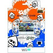 Silicon Cover Collection for Wii U GamePad (Splatoon Type A) (Re-run) (Japan)