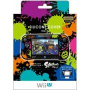 Silicon Cover Collection for Wii U GamePad (Splatoon Type B) (Re-run) (Japan)