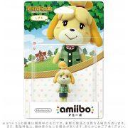 amiibo Animal Crossing Series Figure (Shizue Summer Clothes) (Japan)