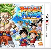 Dragon Ball Fusions (Japan)