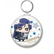 Minicchu The Idolmaster Can Key Chain: Kisaragi Chihaya (Japan)