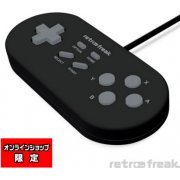 Retro Freak Controller [Online Shop Limited Edition] (Black)