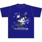 Minicchu The Idolm@ster T-shirt: Kisaragi Chihaya (Japan)