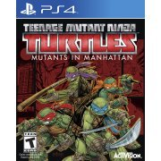 Teenage Mutant Ninja Turtles: Mutants in Manhattan (US)