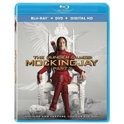 The Hunger Games: Mockingjay Part 2 [Blu-ray+DVD] (US)
