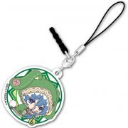 Date A Live Movie Bocchi-kun Acrylic Charm: Yoshino (Japan)
