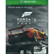 Forza Motorsport 5 (Platinum Hits) (English & Chinese Subs) (Asia)