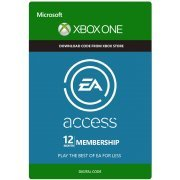 EA Access Pass 12 Month Membership for Xbox One digital (Region Free)