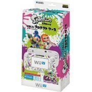 Splatoon Protect Case for Wii U Gamepad (Japan)