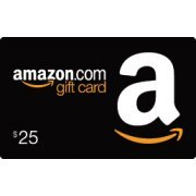 Amazon Gift Card (US$ 25) digital (US)