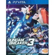 Gundam Breaker 3 (English Subs) (Asia)