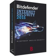 Bitdefender Internet Security 2015, 1 User, 1 Year (Region Free)
