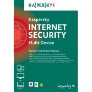 Kaspersky Internet Security Multi-Device 2015, 3 Devices, 1 Year (Europe)
