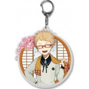 Touken Ranbu -ONLINE- Key Chain (Uchiban) 46: Hakata Toushirou (Re-run) (Japan)