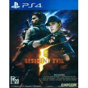 Resident Evil 5 (English) (Asia)