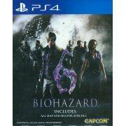 Resident Evil 6 (English) (Asia)