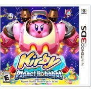 Kirby: Planet Robobot (US)
