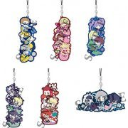 Tales of Series Wachatto! Rubber Strap Collection (Set of 6 pieces) (Japan)