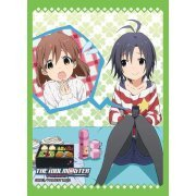 Bushiroad Sleeve Collection High-grade Vol. 1033 The Idolmaster: Makoto & Yukiho (Japan)
