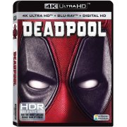 Deadpool [4K UHD Blu-ray + Blu-ray + Digital HD] (US)