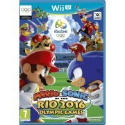 Mario & Sonic at the Rio 2016 Olympic Games (Europe)