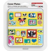 New Nintendo 3DS Cover Plates No.074 (Disney Type 2) (Japan)