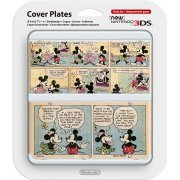 New Nintendo 3DS Cover Plates No.075 (Disney Type 3) (Japan)