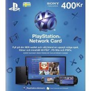PSN Card 400 SEK | Playstation Network Sweden digital (Sweden)