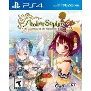 Atelier Sophie: The Alchemist of the Mysterious Book (US)