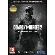 Company of Heroes 2: Platinum Edition (DVD-ROM) (Europe)