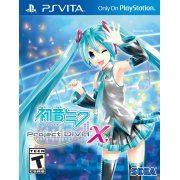 Hatsune Miku: Project Diva X (US)