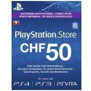 PSN Card 50 CHF | Playstation Network Switzerland digital (Switzerland)