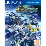 SD Gundam G Generation Genesis (English Subs) (Asia)
