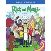 Rick and Morty: Season 2 [Blu-ray+Digital HD] (US)
