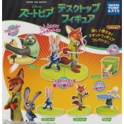 Zootopia Desktop Figure (Random Single) (Japan)