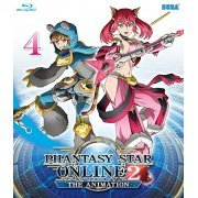 Phantasy Star Online 2 The Animation Vol.4 (Japan)