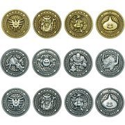 Dragon Quest Treasure Coin Collections (Set of 12 Pieces) (Japan)